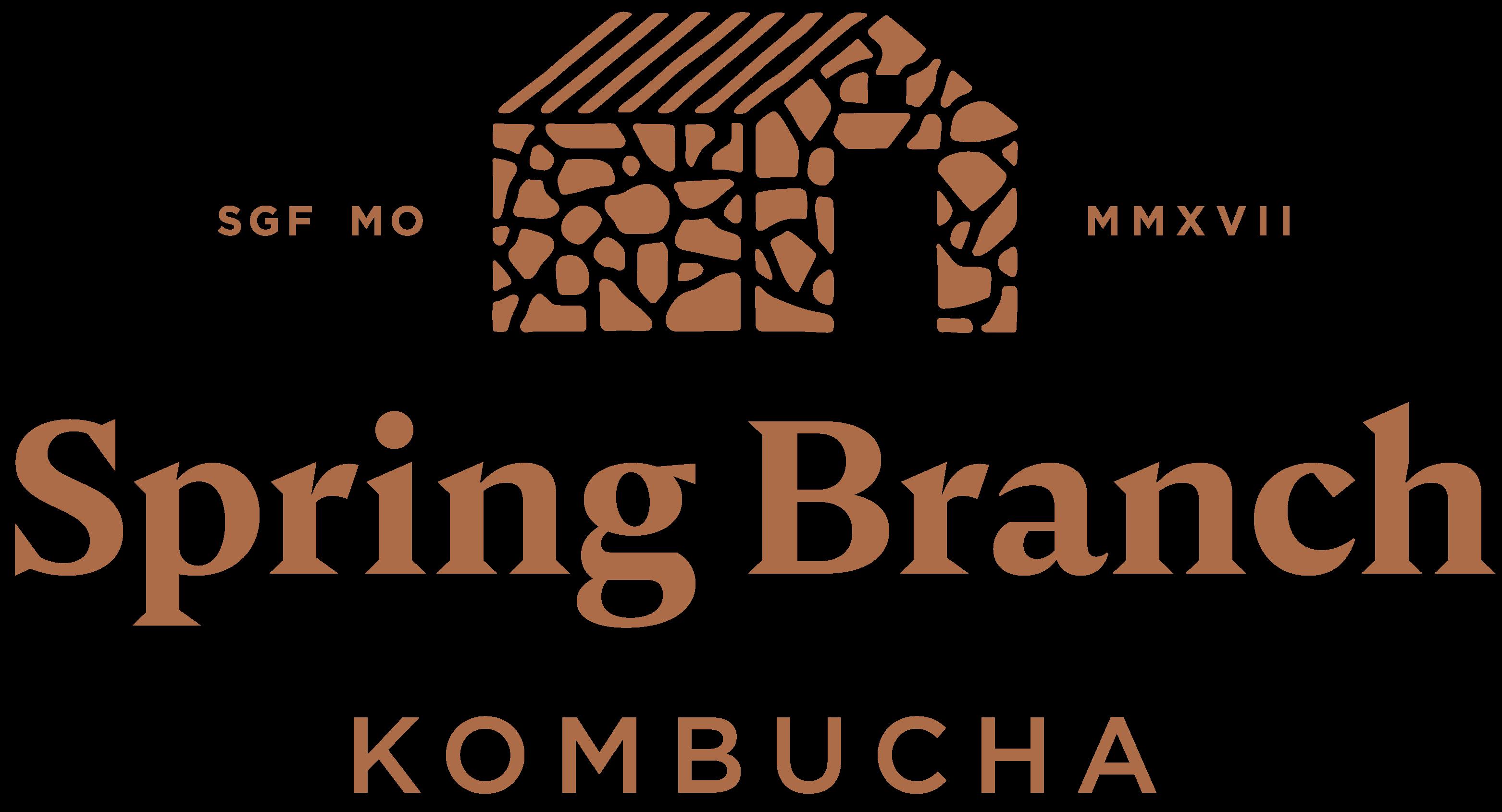 Spring Branch Kombucha logo